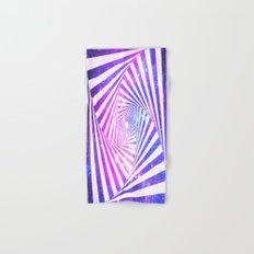 Hypnotic Galaxy Hand & Bath Towel