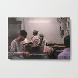 the gyro guys Metal Print