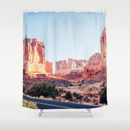 Wild West Shower Curtain