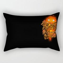 Pocket Calcifer Rectangular Pillow