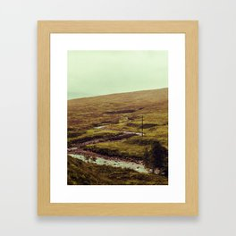SCOTLAND / Glen Etive, Highlands / 01 Framed Art Print