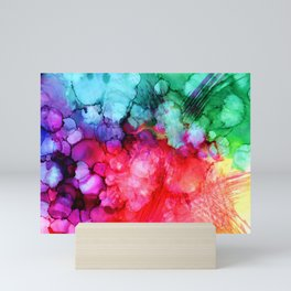 Rainblow Mini Art Print