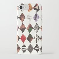 diamonds iPhone & iPod Cases featuring DIAMONDS by Brandon Neher
