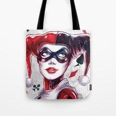 Harley Quinn NYCC 2014 Tote Bag