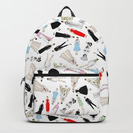 Audrey Fashion (Scattered) Backpack
