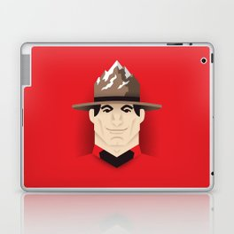 Mountie Laptop & iPad Skin
