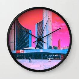 Roma Ciy Wall Clock