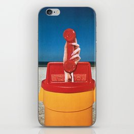 Trash Talk iPhone Skin