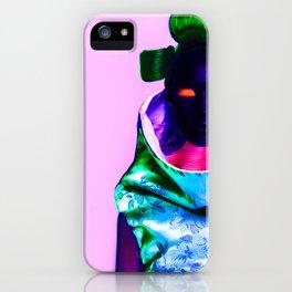 CyberGeisha X iPhone Case