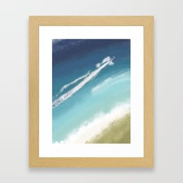 Bahama Islands Framed Art Print