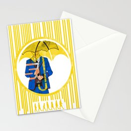 Number five Stationery Cards
