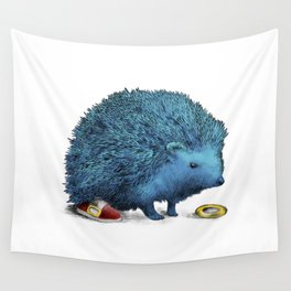 Sonic Wall Tapestry