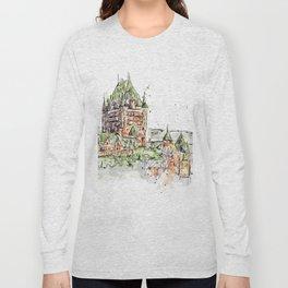 Quebec Long Sleeve T-shirt