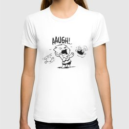 Auugh! T-shirt