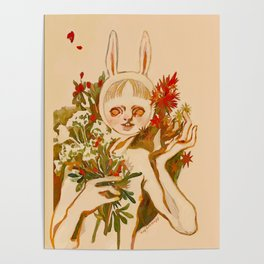 bunny boy Poster