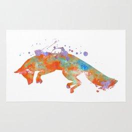The Fox Jump Rug