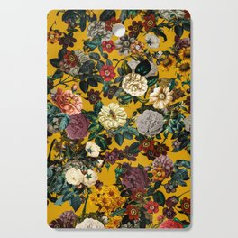 Exotic Garden V Cutting Board