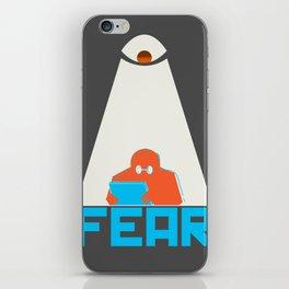 Fear the NSA iPhone Skin
