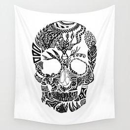 Dia de los muertos by Floris V Wall Tapestry