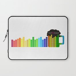Feel The Beat Laptop Sleeve