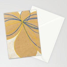 "Hilma af Klint ""The Seven-Pointed Star No. 1"" Stationery Cards"