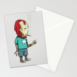 Rock On Stationery Cards
