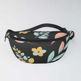 Flower Design Series 21 Fanny Pack
