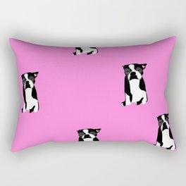 BFF Dogs Rectangular Pillow