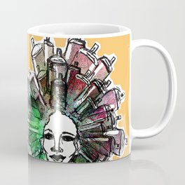 Paint the town Coffee Mug