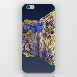 Mean Coral iPhone Skin