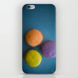 The Art of Food Macarons Funky iPhone Skin