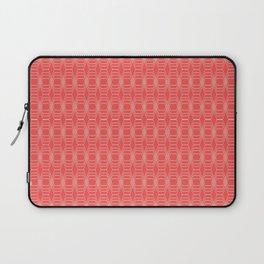 hopscotch-hex sherbet Laptop Sleeve