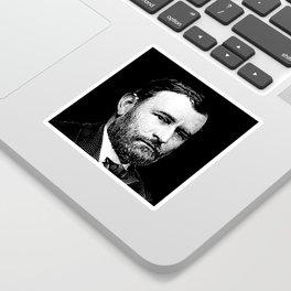 President Ulysses S. Grant Sticker