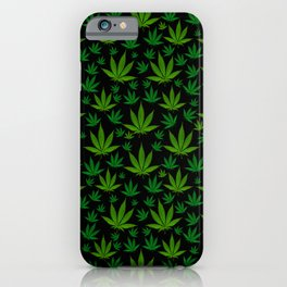 Infinite Weed iPhone Case