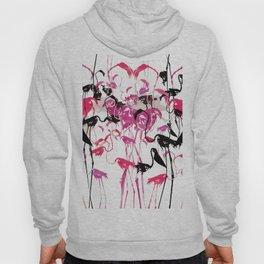 Flamingoes Hoody