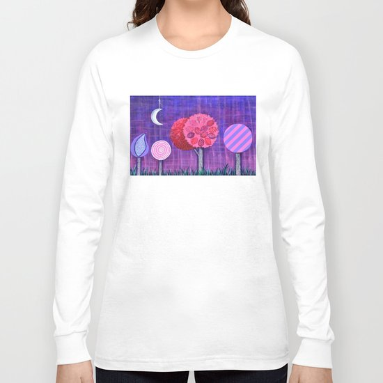 Violet Grove Long Sleeve T-shirt