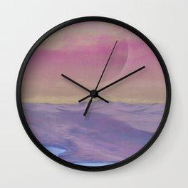 Futuristic Visions 06 Wall Clock