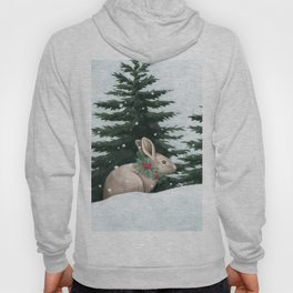 Winter Bunny Hoody