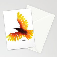 Hope bird. Stationery Cards