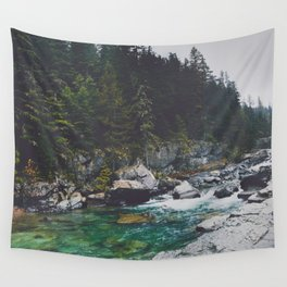 A Place Within Yourself Wall Tapestry