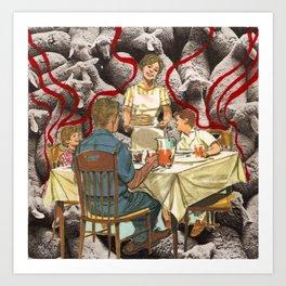 lambcakes Art Print