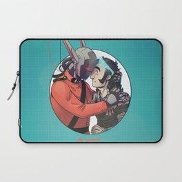 Comic Cover Laptop Sleeve