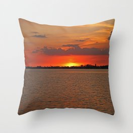 When All is Done Throw Pillow