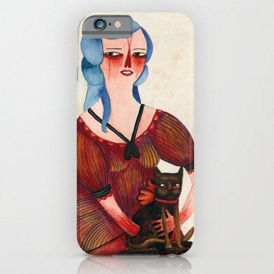 Kitty Kitty iPhone & iPod Case