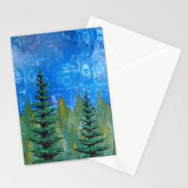 Monopoly Skies Stationery Cards
