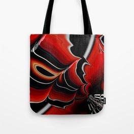 Dynamic Fractal Tote Bag
