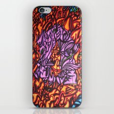 Abstract Colors  iPhone & iPod Skin
