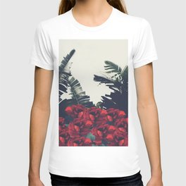 Red-Passion of Nature T-shirt