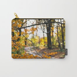 Autumn Forest Carry-All Pouch