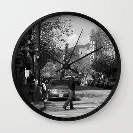 Davie 2 Wall Clock